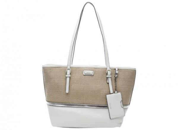 Ava Tote Natural Shoulder Bags & Totes