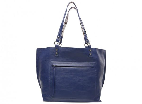 Dree Blue Shoulder Bags & Totes