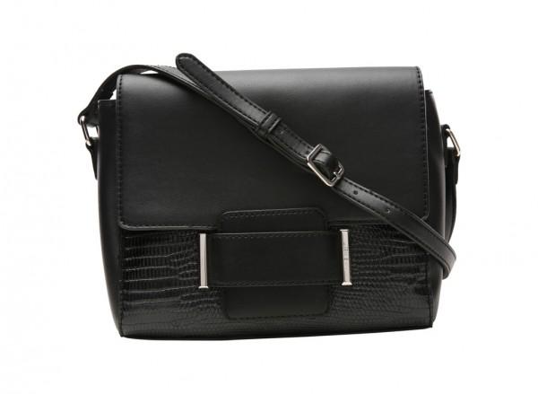 Out Of Pocket Black Cross Body Bag