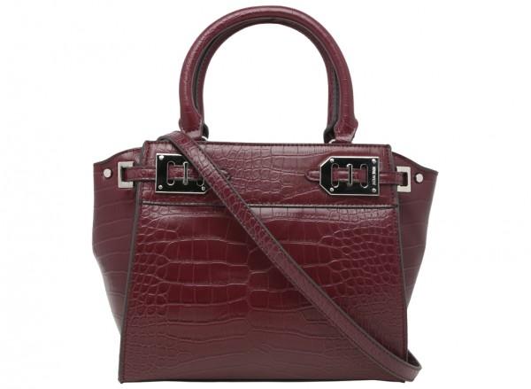 Gleam Team Maroon Satchels & Handheld Bags-NW60424726