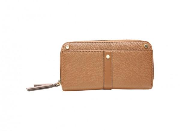 Pockets A Plenty Slgs Brown Wallet