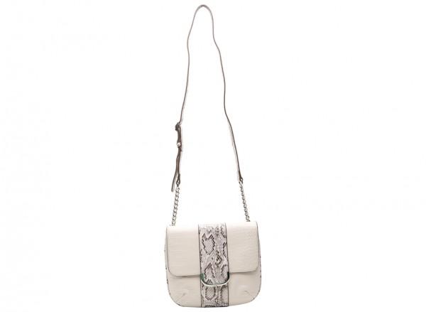 Aimsey White Cross Body Bag