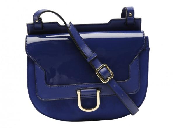 Night Shift Blue Cross Body Bag