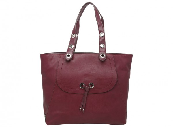 Bohemian Beltway Maroon Shoulder Bags