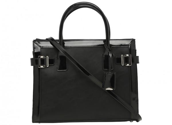 Clean Living Black Shoulder Bags & Totes-NW60430798