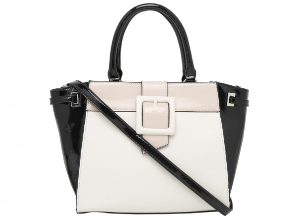 Finian Off White Satchels & Handheld Bags-NW60431156