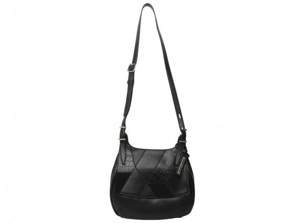Beleka Black Cross Body Bag
