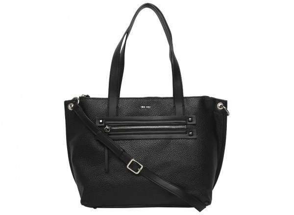 Get Poppin Black Shoulder Bags & Totes