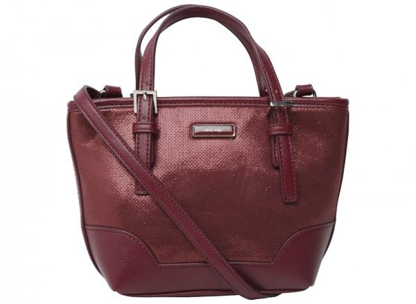 Mini Ava Red Shoulder Bags & Totes