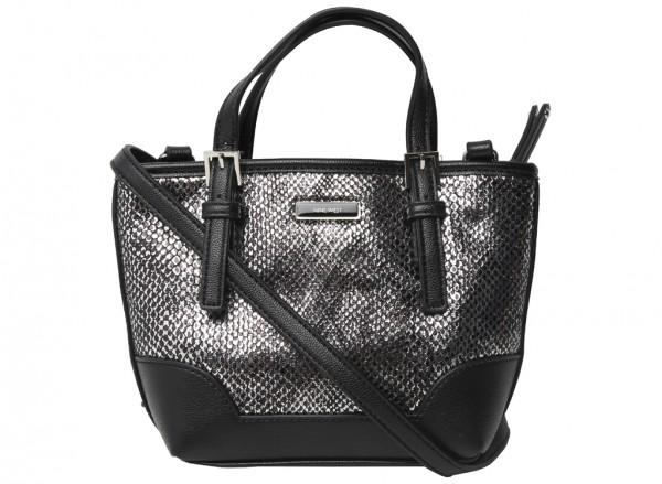 Mini Ava Metalic Shoulder Bags & Totes