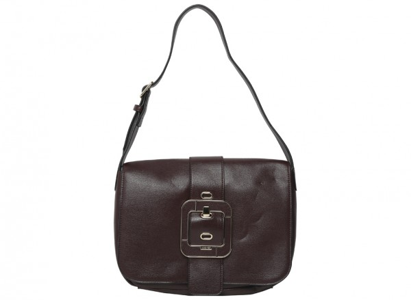 Patchworks Maroon Cross Body Bag-NW60431409
