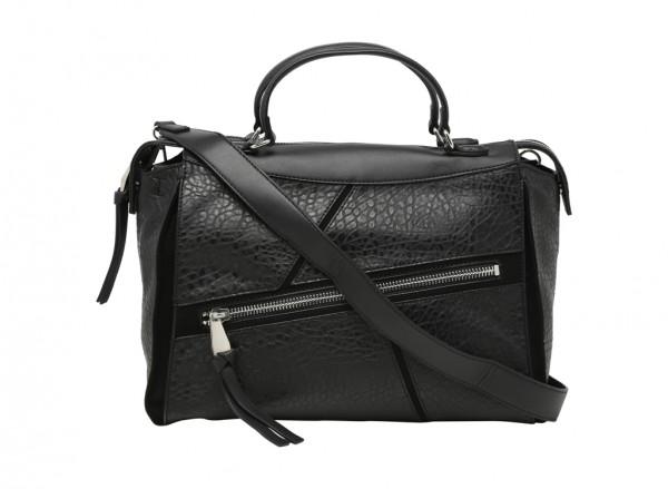 Underwraps Black Satchels & Handheld Bags