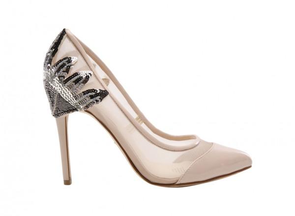 Nwedria Natural High Heel