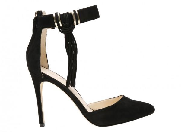 Everafter Black High Heel