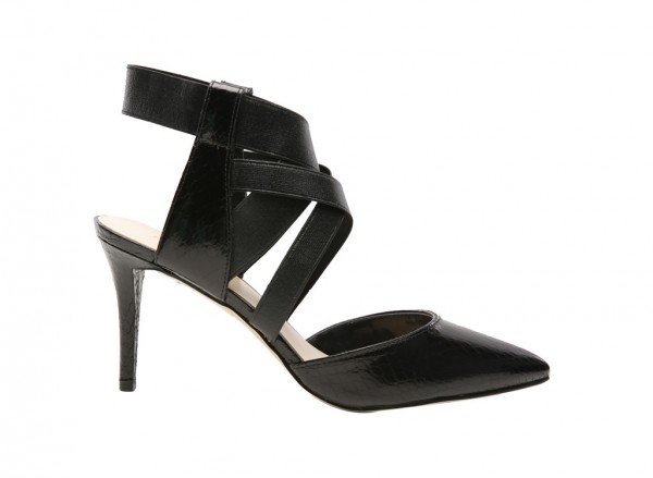 Phona Black Pumps