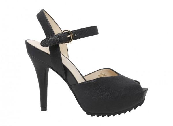 Nwratical Black High Heel