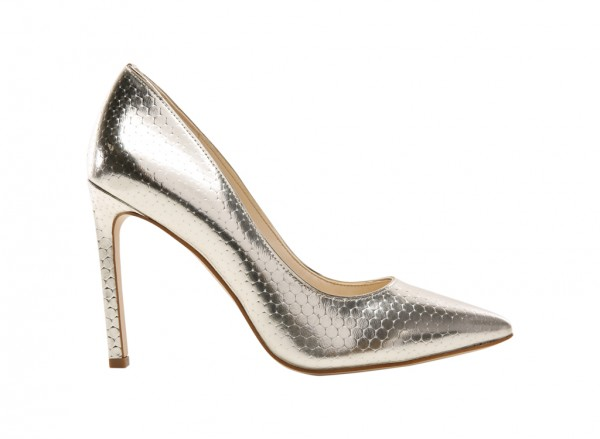 Nwtatiana Gold High Heel