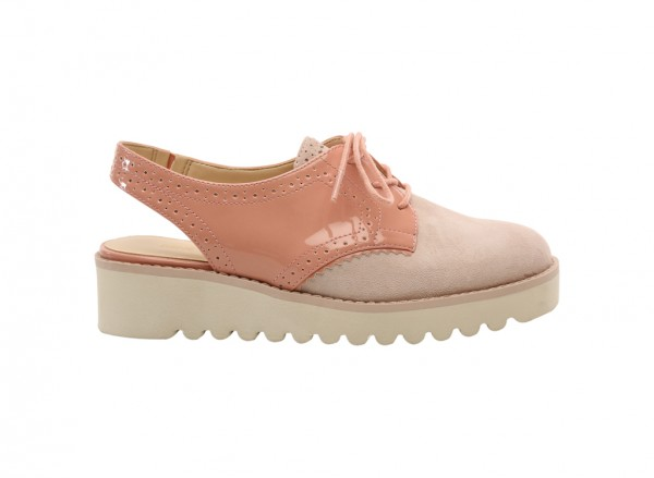 Wendey Pink Sneaker