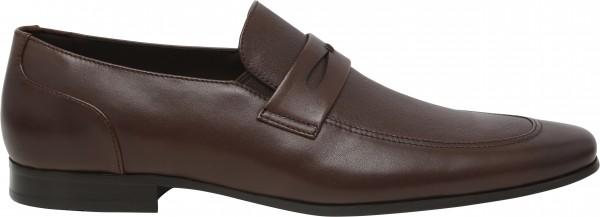 Brown Slip-Ons-PM1-45990071