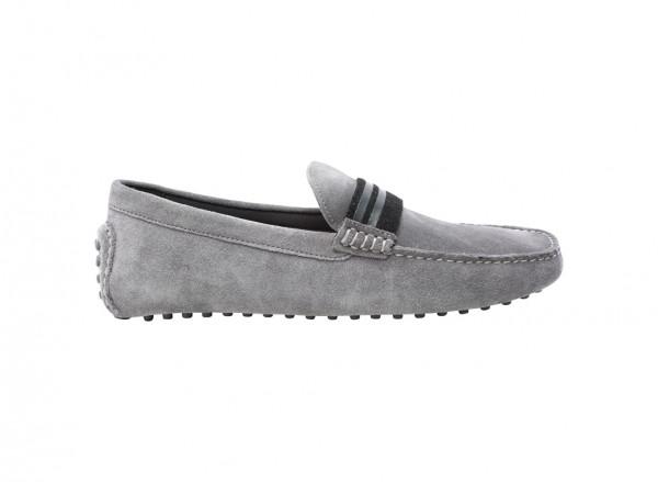 حذاء لوفرز رمادى