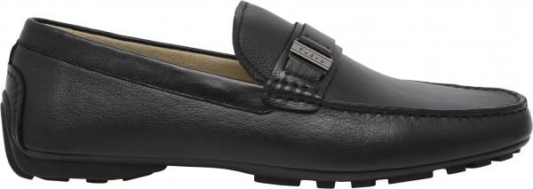 حذاء لوفرز أسود