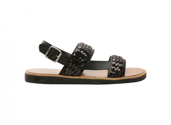 Black Sandals-PM1-85110245