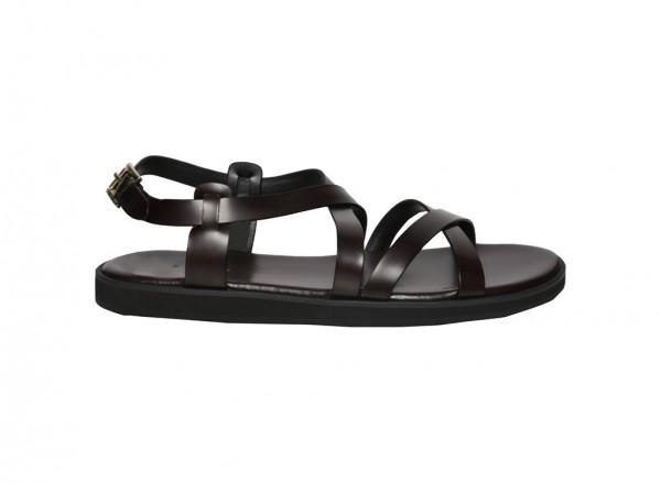 Maroon Sandal