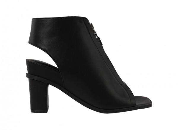 Black Mid Heel-PW1-26240036