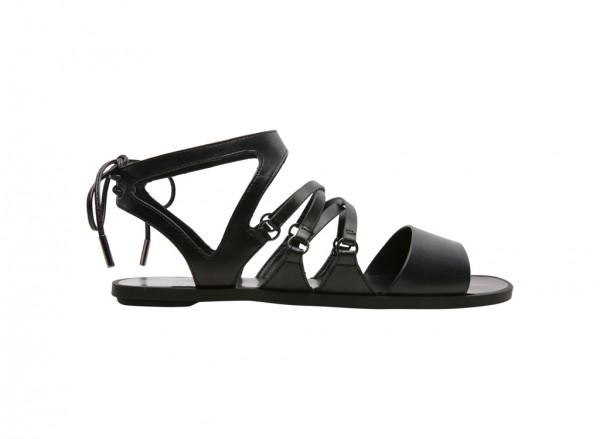 Black Sandals-PW1-66180077