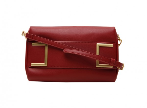 Red Shoulder Bags-PW2-26100012