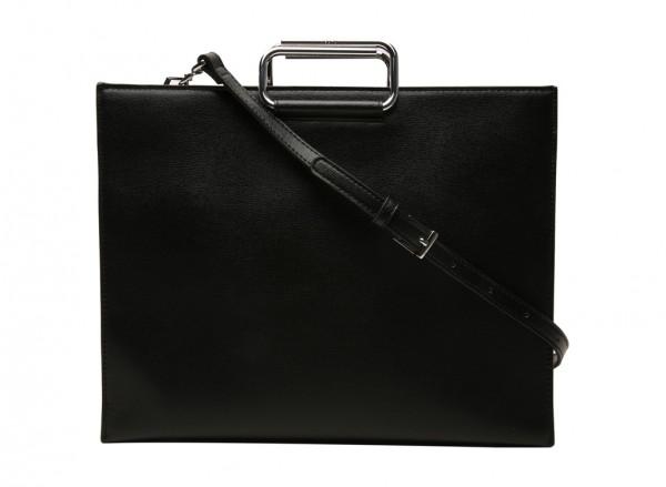 Black Shoulder Bags-PW2-46100037