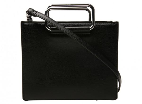 Black Shoulder Bags-PW2-46100038