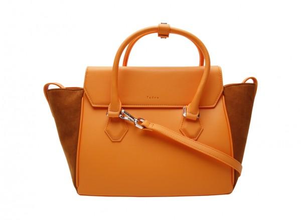 Orange Totes & Shoulder Bags