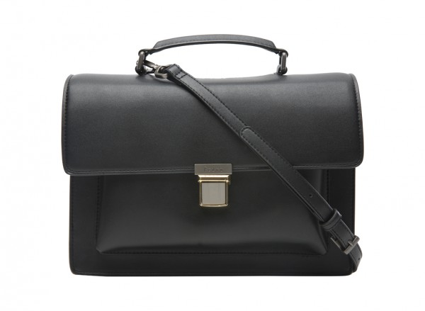 Black Satchels & Handheld Bags-PW2-56100034