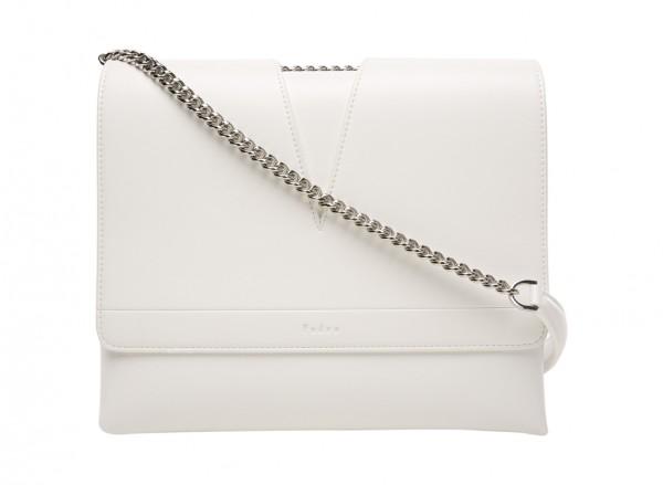 White Shoulder Bag-PW2-76100041