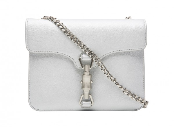 Silver Shoulder Bags & Totes - PW2-76100043