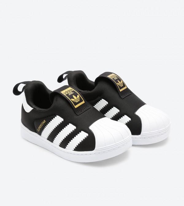 19dfb7debaab Superstar 360 Infant Sneakers - Black S82711