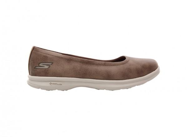حذاء غو ستيب لون بني