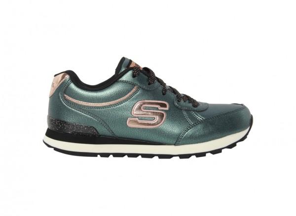 حذاء بيرلايزد لون زيتي