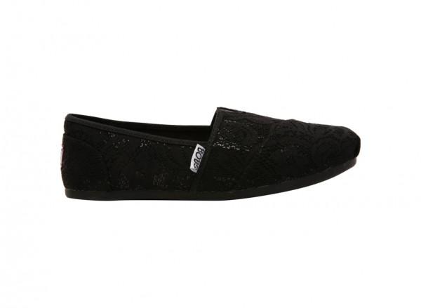 حذاء بوبس لون أسود