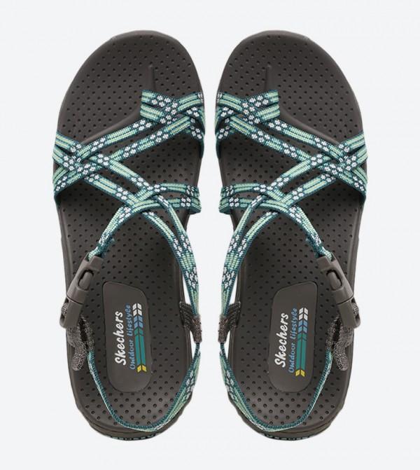 121f95d93c3368 Reggae Loopy Sandals - Green