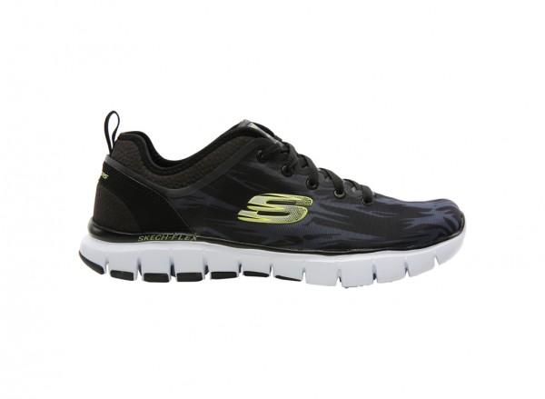 حذاء فليكس هيتينغ لون أسود