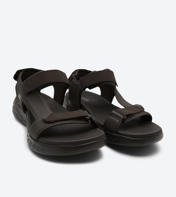 14f7d864c670 On The Go 600 Venture Sandals - Chocolate