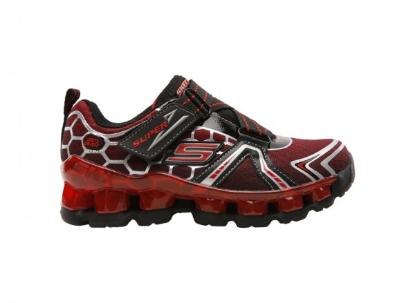 حذاء فلاش بود لون أحمر