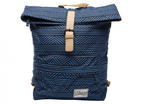 حقيبة ظهر لون أزرق