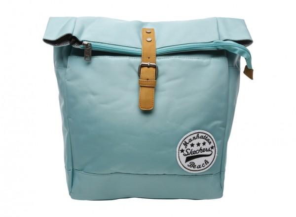 حقيبة ظهر لون تركواز