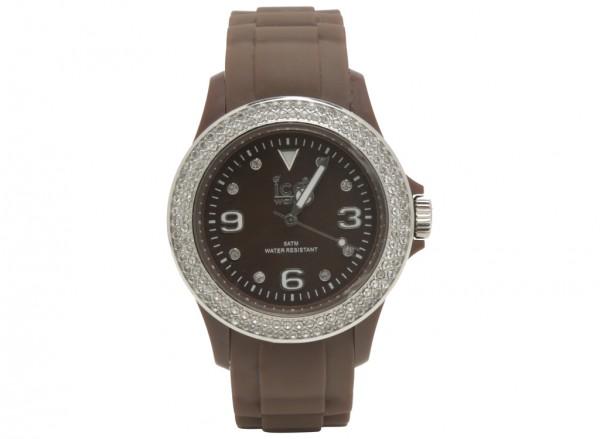 ساعة يد بني