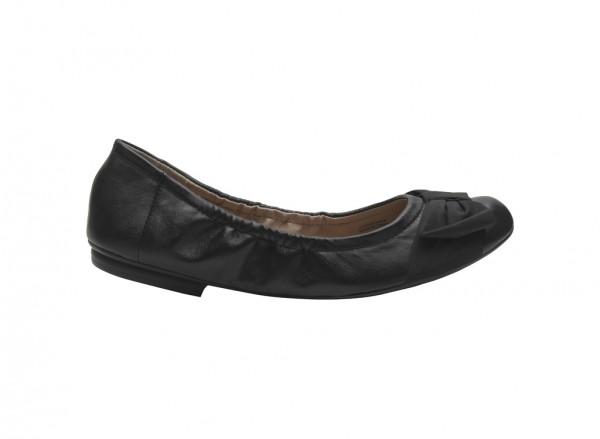 حذاء باليرينا أسود