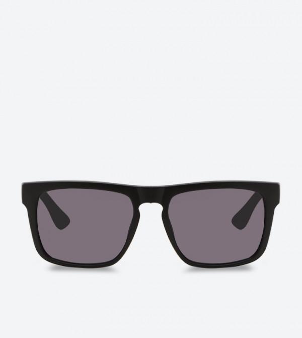 fb7f8cbff9 Home  Squared Off Sunglasses - Black VA07EBKA. VA07EBKA-BLACK-BLACK