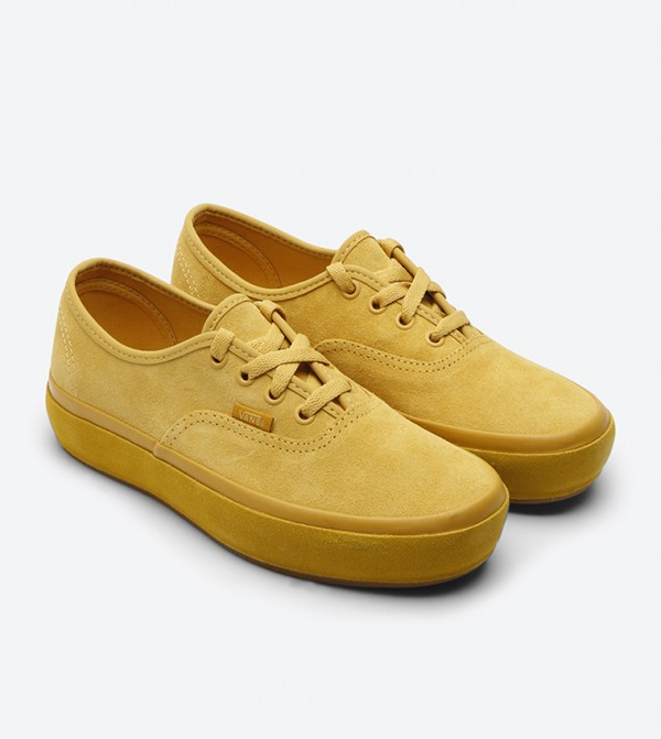 592d1ed6abc Authentic Platform Sneakers - Yellow VAAV8QB3